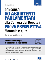 Concorso 50 Assistenti parlamentari alla Camera dei Deputati ...