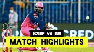 KXIP vs RR Full Match Highlights 2020 ...