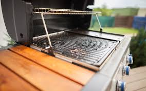 cleaning your grill or smoker