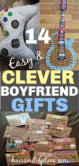 14 amazing diy gifts for boyfriends