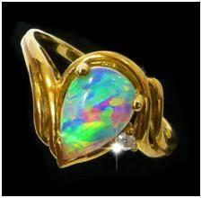 anniversary gift ideas opal