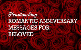 heart winning anniversary messages to express your love to beloved