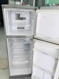 TỦ lạnh SANYO 140 lít- mới lắm nhé, tiết kiệm điện - chodocu.com