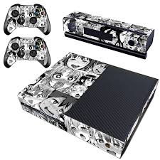 Amazon Com Vanknight Original Xbox One Vinyl Decal Skin Stickers Cover For Console Kinect 2 Controllers Anime Funny Girls Video Games