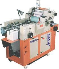 automatic mini offset printing machines