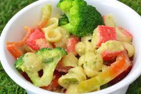 How to Make Seafood Salad: 13 Steps ...