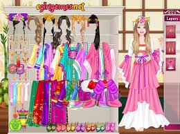 barbie chinese princess game fun