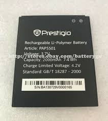 Original Battery Prestigio Pap 5300 Duo ...