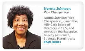 Norma Johnson - HRHCare HRHCare