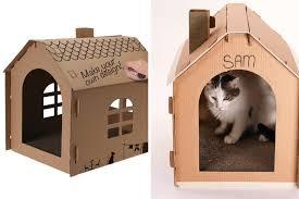 action vend une maison pour chat à