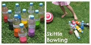 diy skittles games learning 4 kids
