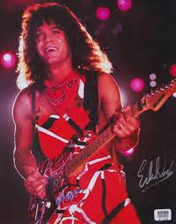 Dünyaca Ünlü Gitar Virtüözü Eddie Van Halen Kansere Yenik Düştü!