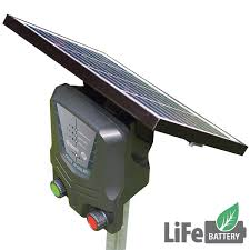 Agri 8 Solar Energizer Strainrite New Zealand