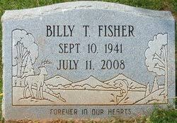 Billy Terrell Fisher (1941-2008) - Find A Grave Memorial