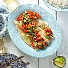 Fish Veracruz Recipe from Hill Street ...