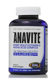 gaspari nutrition anavite 180 tablets