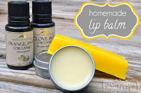 homemade lip balm recipe all natural