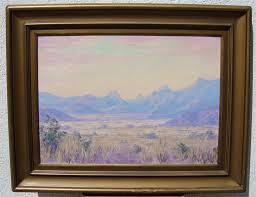 Effie Anderson Smith - Images - Cochise Stronghold Sunrise EA ...