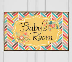 Kids Room Door Sign For Kid S Door Baby Nursery Decor Etsy