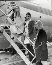 British Fashion Students Leave Copenhagen Lr Heather Editorial Stock Photo  - Stock Image | Shutterstock