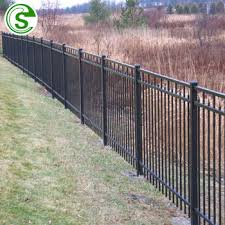 Powder Coated Black Prefab Welded Rod Decorative Cast Iron Fence Panels For Sale Buy Decorative Cast Iron Fence Rod Iron Fencing Prefab Iron Fence Panels Product On Alibaba Com