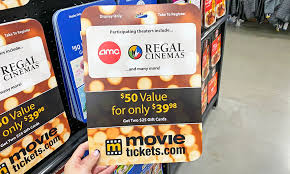 50 tickets gift card only