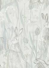 sanderson dune hares wallpaper