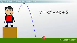 the quadratic formula to find roots of