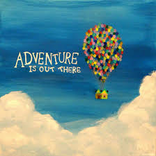movie up adventure is out there quotes adventure is out there