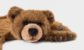 fragment design x steiff teddy bear