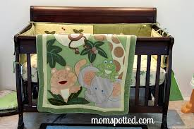 nojo crib bedding review giveaway