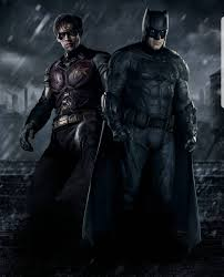 Batman & Robin (DCEU / Titans) vs Grant Ward and Melinda May ...