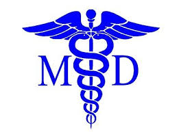 Caduceus Md Symbol Vinyl Decal Medical Doctor Physician Sticker Medical Life Ebay