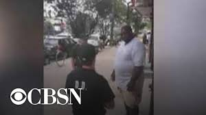 Feds won't charge NYC officer in Eric Garner chokehold death - YouTube