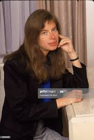 Portrait of American journalist and cultural critic Susan Faludi as... News  Photo - Getty Images