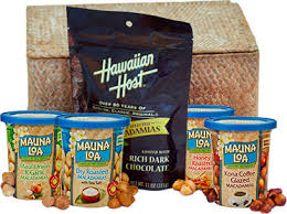 orted macadamia nut gift set