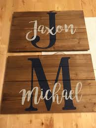 Boys Room Name Signs Kids Room Sign Boys Room Signs Kids Door Signs