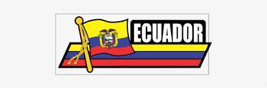 Ecuador Flag Car Sidekick Decal Car Free Transparent Png Download Pngkey