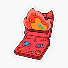 Game Boy Advance Stickers Redbubble