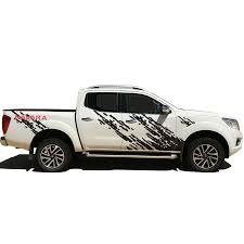 Car Decals 6 Pcs Side Door Rear Trunk Mud Graphic Vinyls Car Accessories Stickers Custom Fit For Navara Np300 2014 2019 Car Stickers Aliexpress