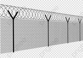 Transparent Barbed Wire Fence Png Format Image With Size 1024 724 Barbed Wire Fencing Barbed Wire Transparent