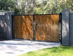 Singleton Fence Gates