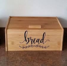 Pin On Bread Box