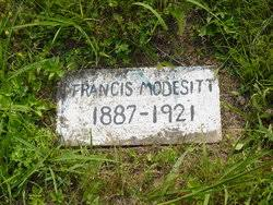 Frances Ivy Howell Modesitt (1887-1922) - Find A Grave Memorial