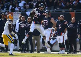 Chicago Bears: Is it time to worry about Adam Shaheen already?