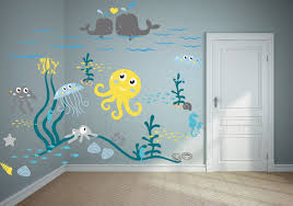 Wall Decal For Nursery Bedroom Decor Conference Toddler Room Kids Art Nature Kids Girl Stickers Family Vamosrayos