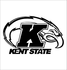 Kent State Golden Flashes Decal North 49 Decals