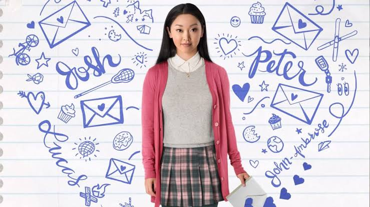 Lara Jean and her list of crushes