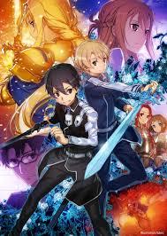 sword art alicization