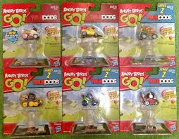 Factory Sealed RARE Lot of 6 Angry Birds Go and Series 2 Telepods ...